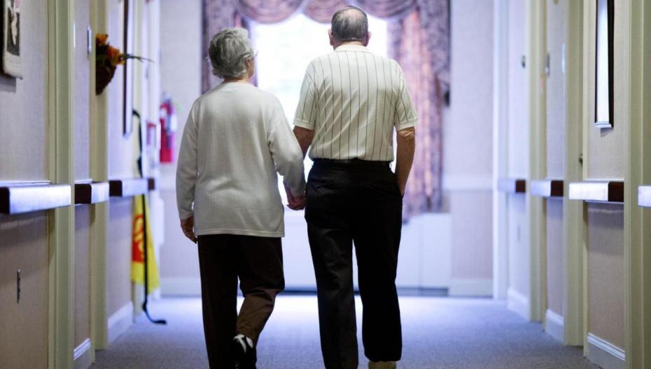 Определить тип деменции по походке