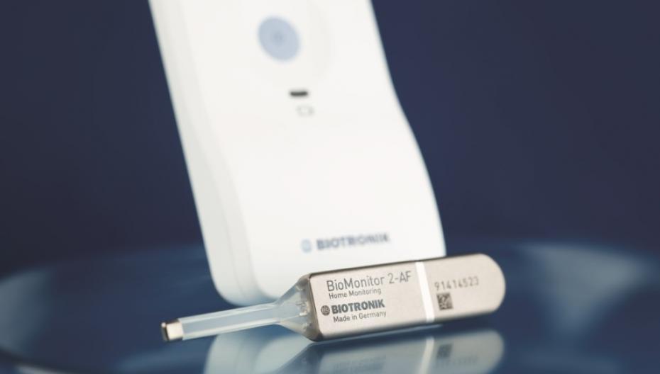 Имплантируемый ЭКГ-монитор от Biotronic