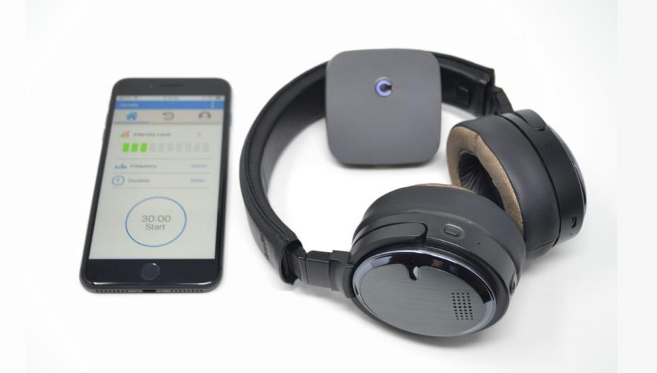 Cervella: Удобное устройство для лечения тревожности, депрессии и бессонницы