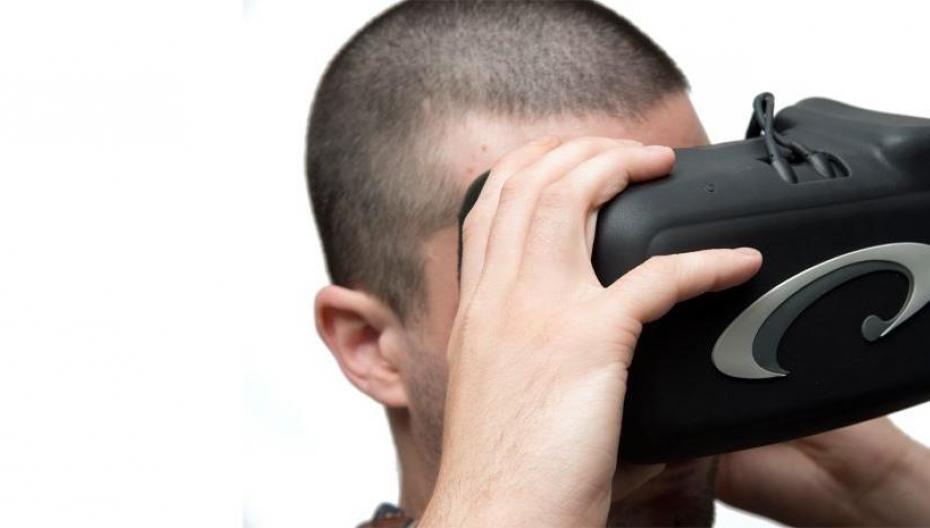 Система виртуальной реальности для оценки сотрясения мозга