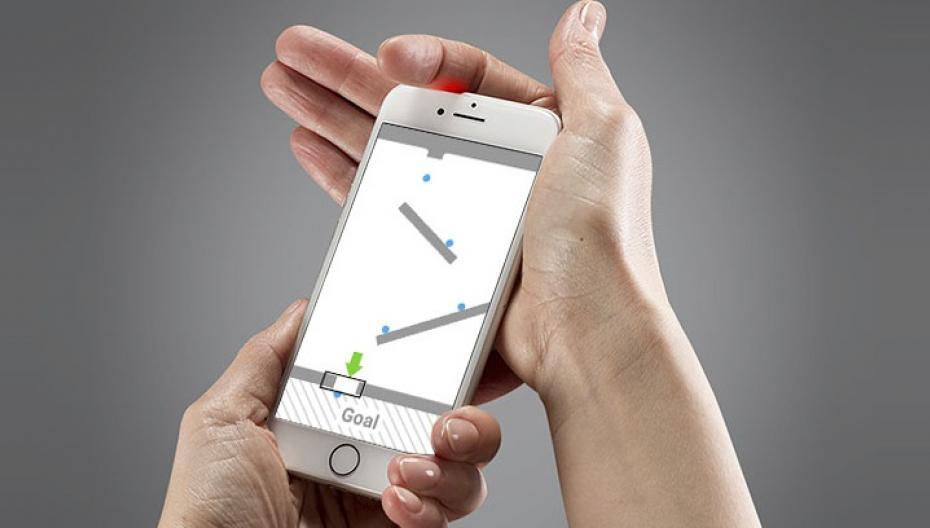Точный сенсор кровяного давления в каждом смартфоне