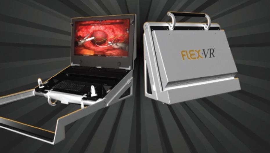 Симулятор роботизированной хирургии, который можно использовать где угодно