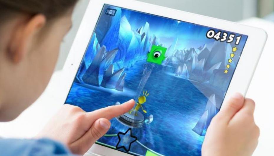 Мобильная игра для детей с синдромом дефицита внимания