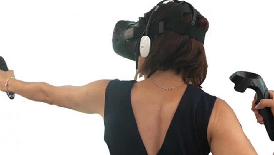 Виртуальная реальность для реальной реабилитации