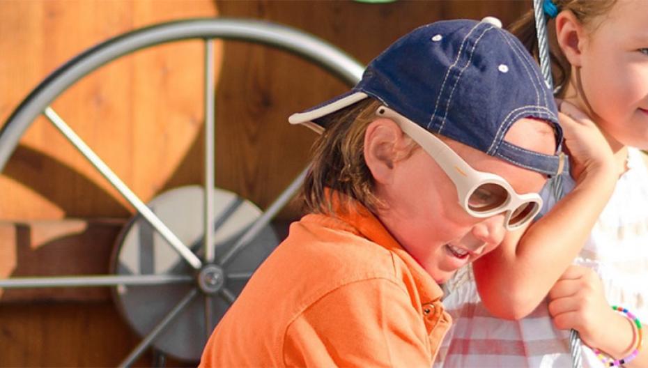 LCD-очки, которые лечат детскую амблиопию