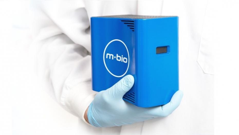 MBio: Портативная платформа для проведения анализов