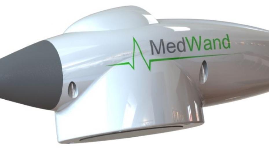 MedWand: Компактная интегрированная система для дистанционного мониторинга здоровья