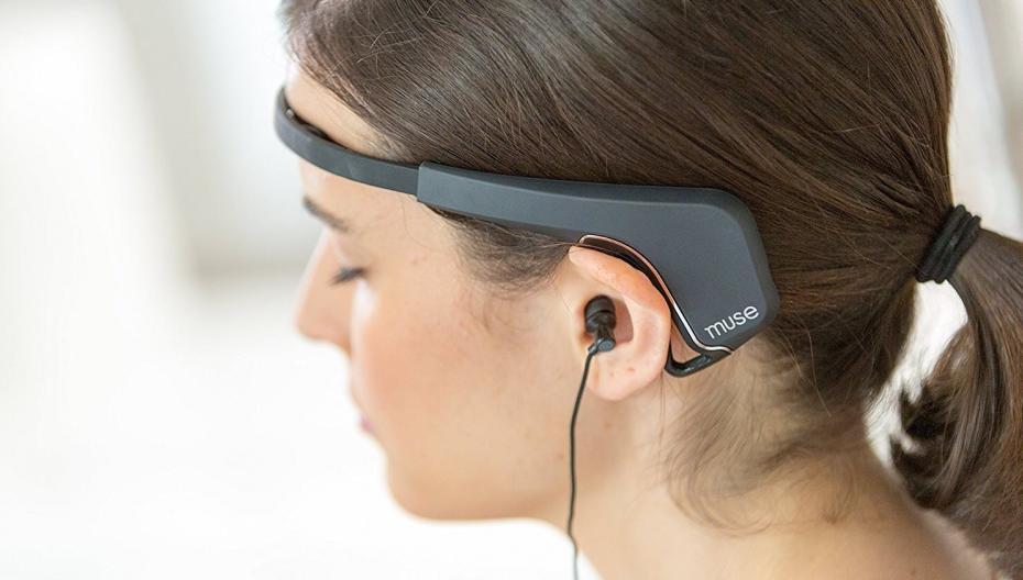 Новое устройство Muse анализирует ваш мозг и помогает медитировать