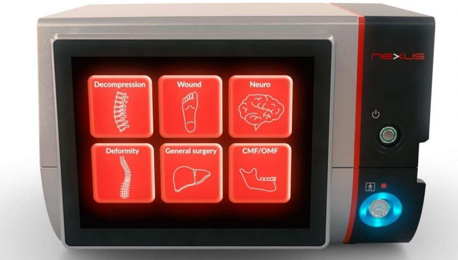 Ультразвуковая хирургическая платформа Nexus разрешена к использованию в Европе