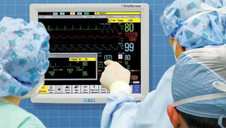 Можно ли перехватить и фальсифицировать данные удаленного мониторинга пациента?