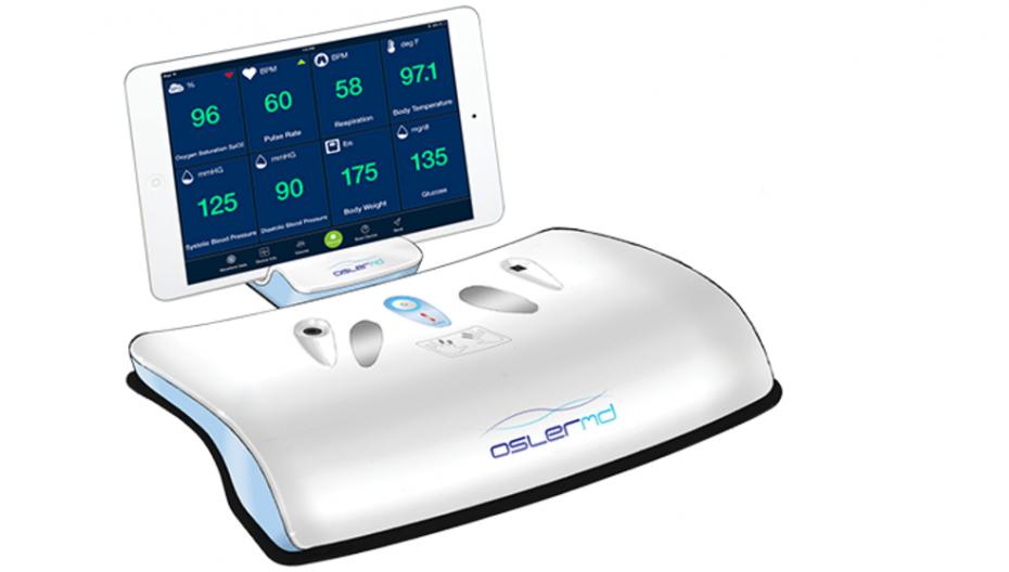 OslerMD: Система для быстрого контроля здоровья