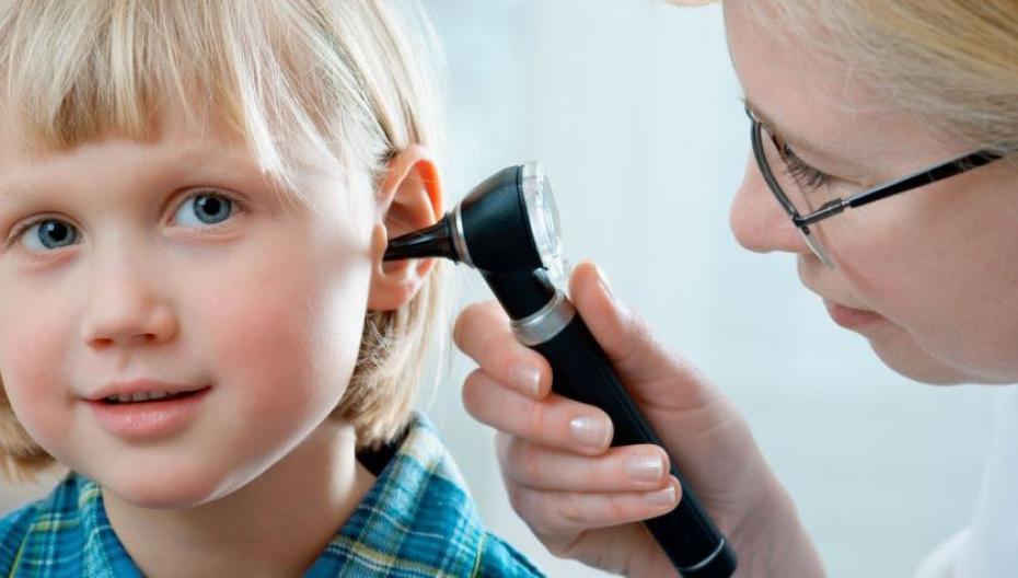 Приложение для изучения анатомии и патологии уха