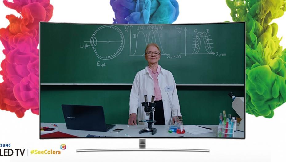 Приложение, позволяющее дальтоникам без проблем смотреть цветной телевизор