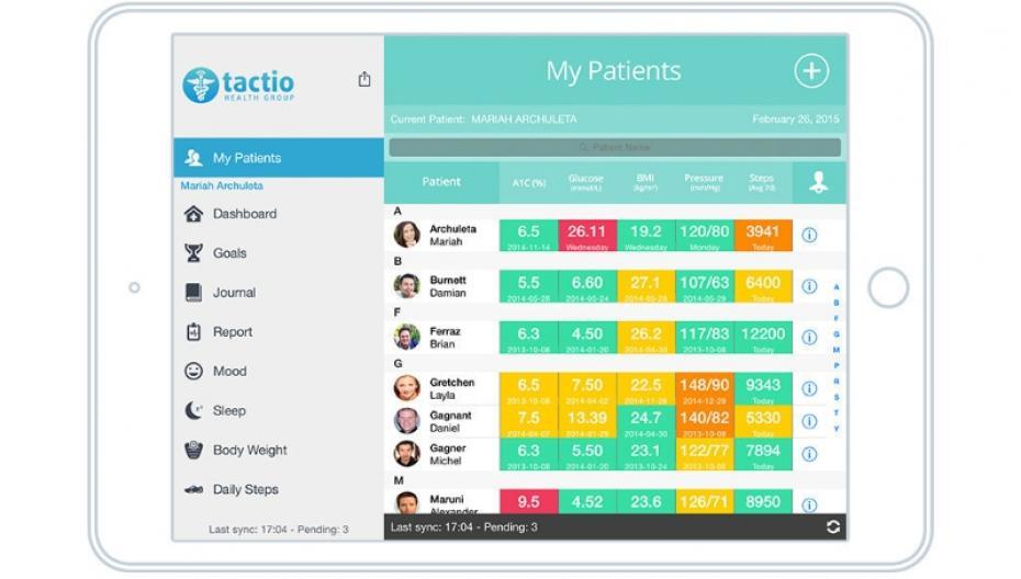 Еще один игрок на рынке платформ мониторинга здоровья