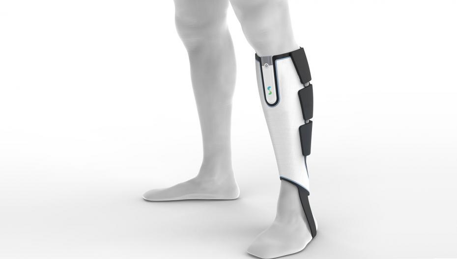 """""""Умные"""" носки, стимулирующие кровообращение"""