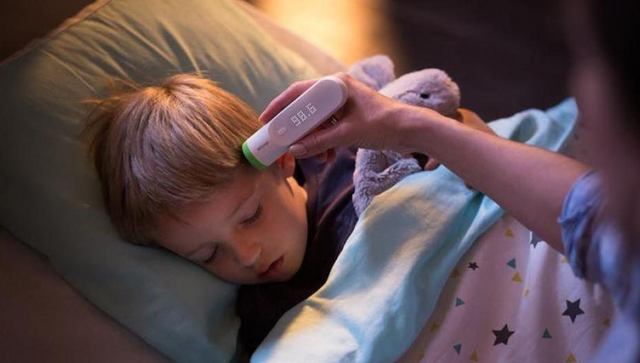 Беспроводной термометр Nokia поступил в продажу