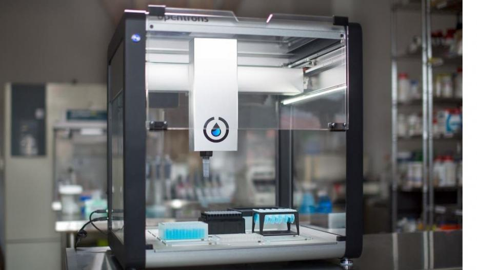 Автоматизация биологической лаборатории для всех и дешево