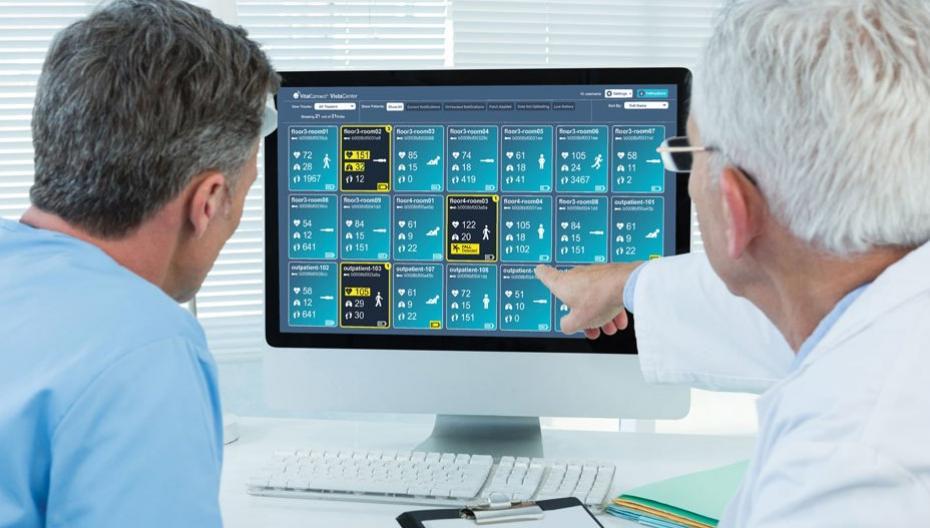 Сразу три компании запустили свою платформу для мониторинга пациентов