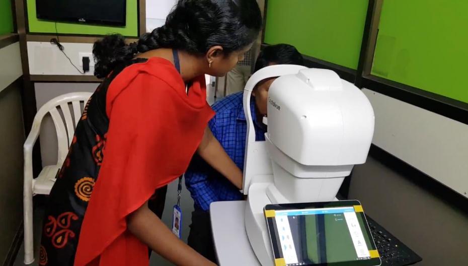 Алгоритм Google для скрининга на диабетическую ретинопатию начал использоваться в больницах