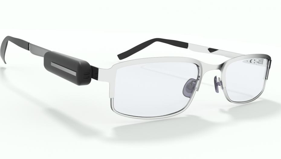 Очки для подготовки пациентов к операции на катаракте