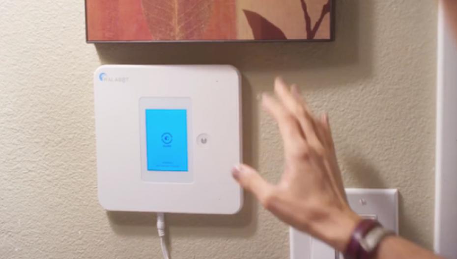 Walabot Home для слежения за падениями пожилых людей