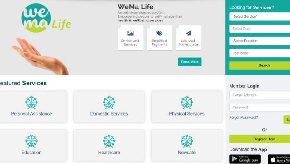 Портал, где можно заказать медицинские услуги. Как на Amazon
