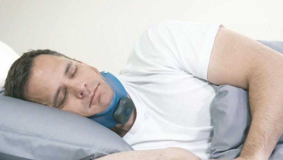 Новый подход к лечению апноэ сна