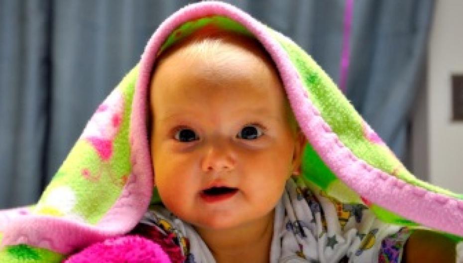 Приложение, которое позволяет обнаружить заболевание печени у младенца