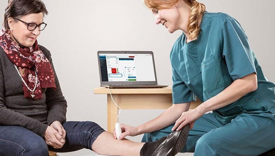 Bindex: Ультразвуковое устройство для диагностики остеопороза