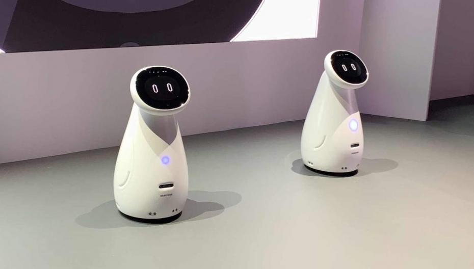 Робот от Samsung, помогающий контролировать здоровье