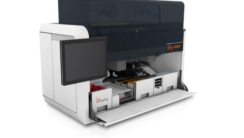 Система лабораторной диагностики от Singulex начинает продаваться в Европе