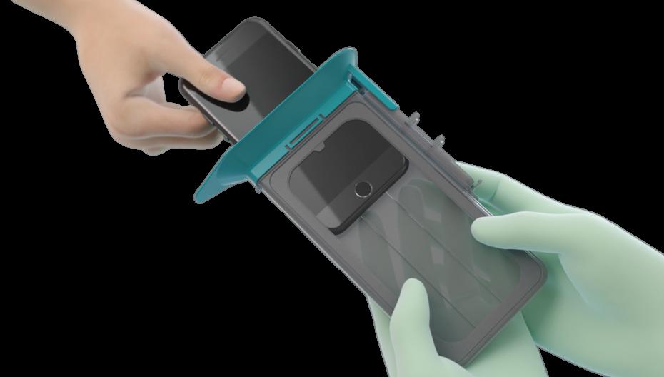 Стерильные чехлы для смартфонов, предназначенные для здравоохранения