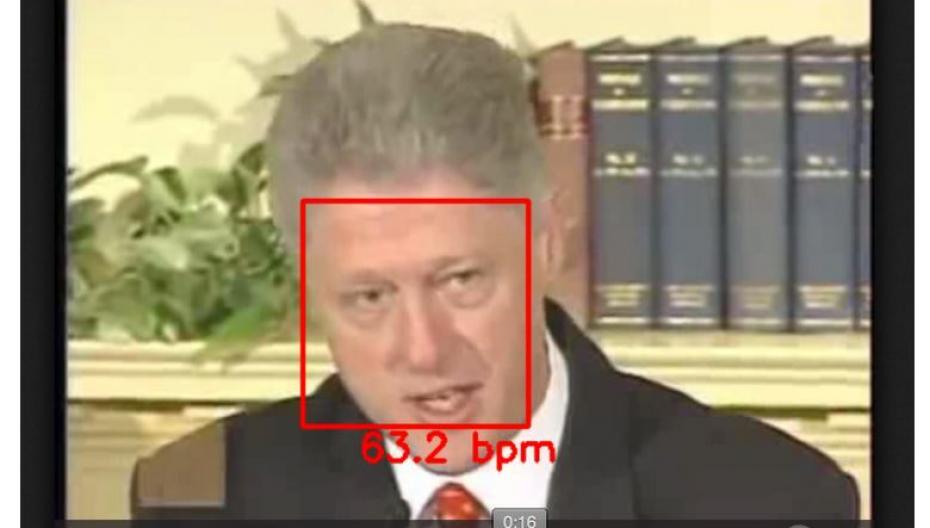 Измерить пульс по видео