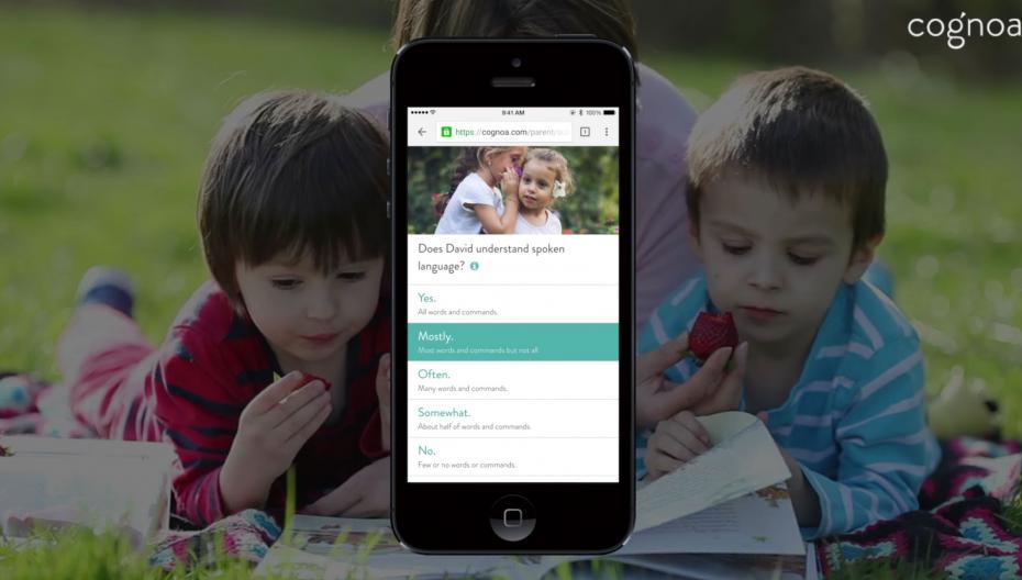 FDA разрешило использовать приложение Cognoa при диагностике аутизма