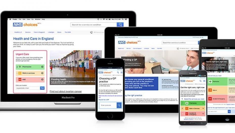 97% британцев хотят получать доступ к медицинским услугам через приложения на сайте Минздрава