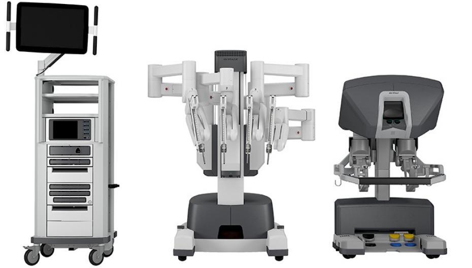 Выпущена новая, более бюджетная версия робота-хирурга da Vinci