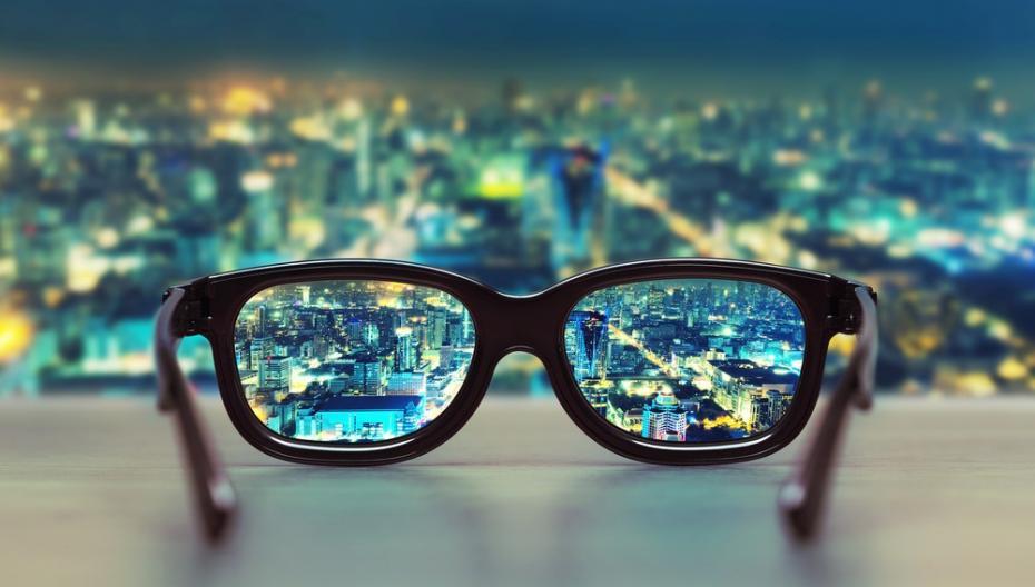 Самонастраивающиеся очки