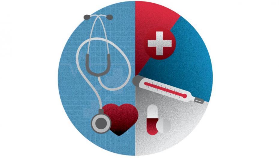 Взгляд на мировое здравоохранение от Deloitte