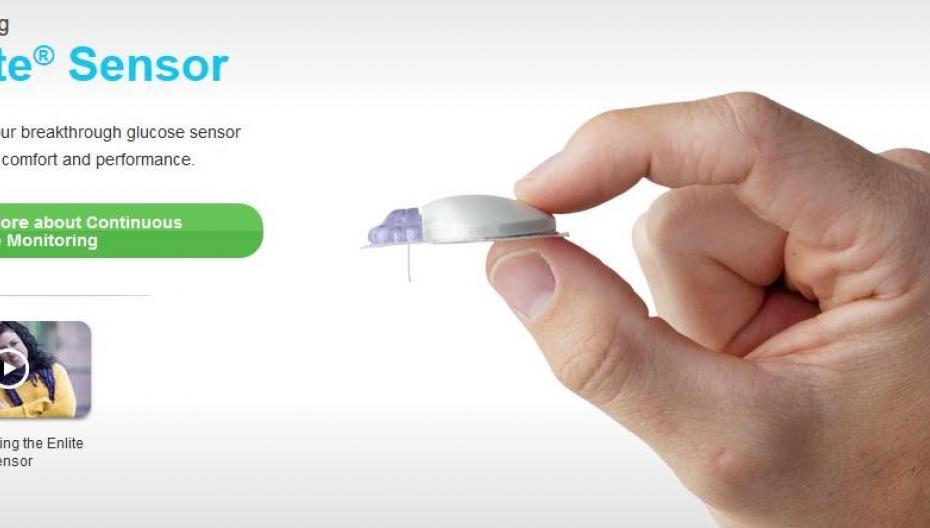 Medtronic iPro2 дополнили сенсором уровня сахара Enlite