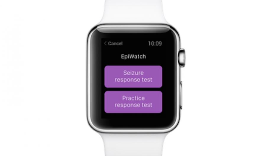 Приложение на Apple Watch для обнаружения приступа эпилепсии