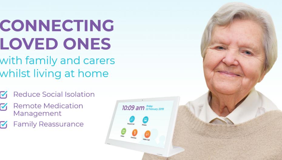 Ethel Care: «умная» система для помощи пожилым людям