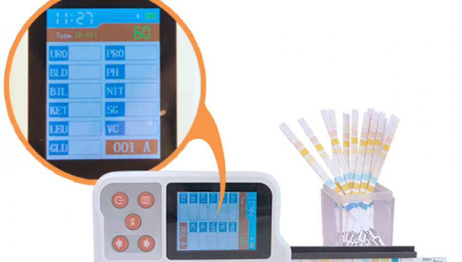 """""""ЭТТА"""": Анализатор мочи клинического уровня в вашем доме"""