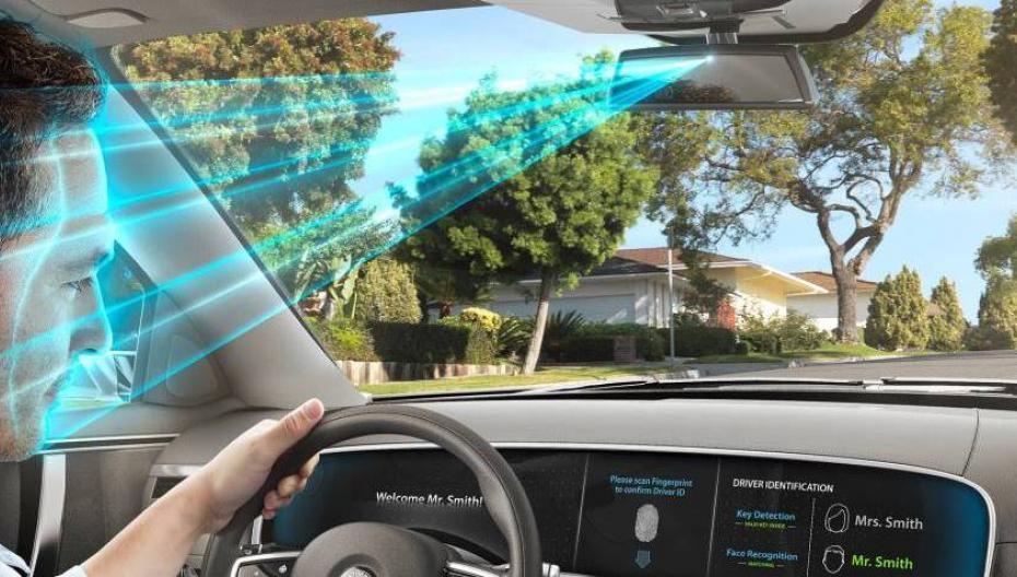 Как будет использоваться биометрия человека в автомобиле?