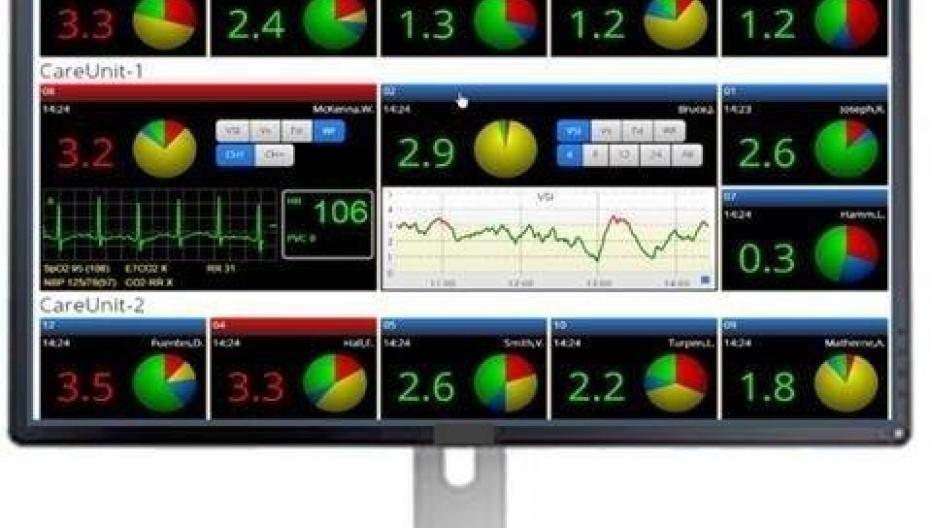 Непрерывный мониторинг показателей здоровья. Наклей и забудь