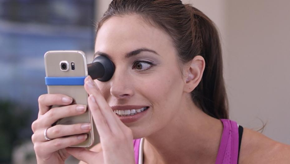 Персональная система контроля зрения