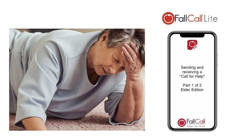 FallCall: Персональная система экстренного реагирования для Apple Watch и iPhone