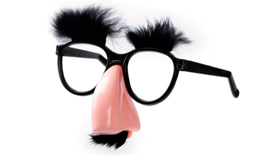 """Очки помогают видеть то, что скрыто за """"слепыми пятнами"""""""