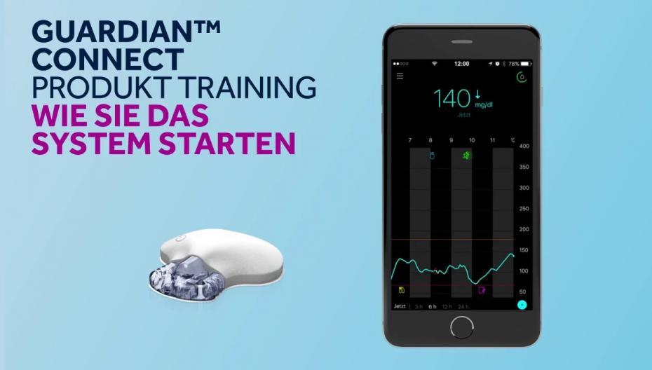 Система непрерывного мониторинга уровня сахара с искусственным интеллектом