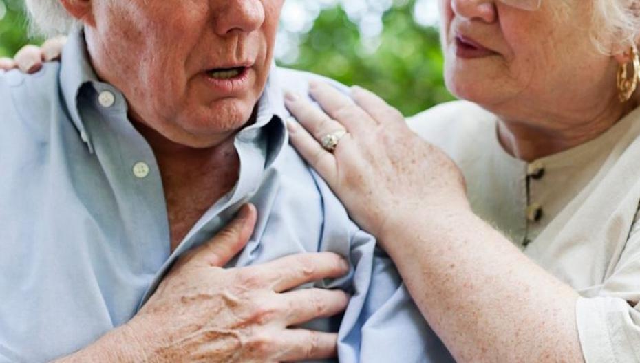 Одноразовый сенсор для отслеживания сердечного приступа