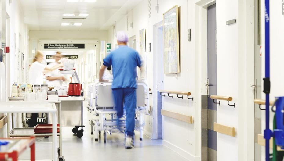 Логистическая система для больниц от Tangos